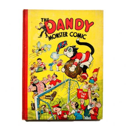 The Dandy Monster Comic 1944 Annual D.C. Thomson 1943